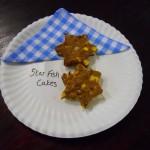 Star Fish Cakes