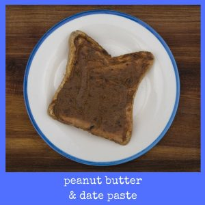 healthy snack after school