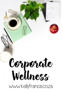 corporate wellness dietitian durban